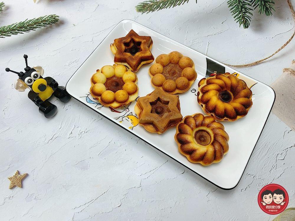 熱壓優格蜜香甜甜圈鬆餅~熱壓機食譜