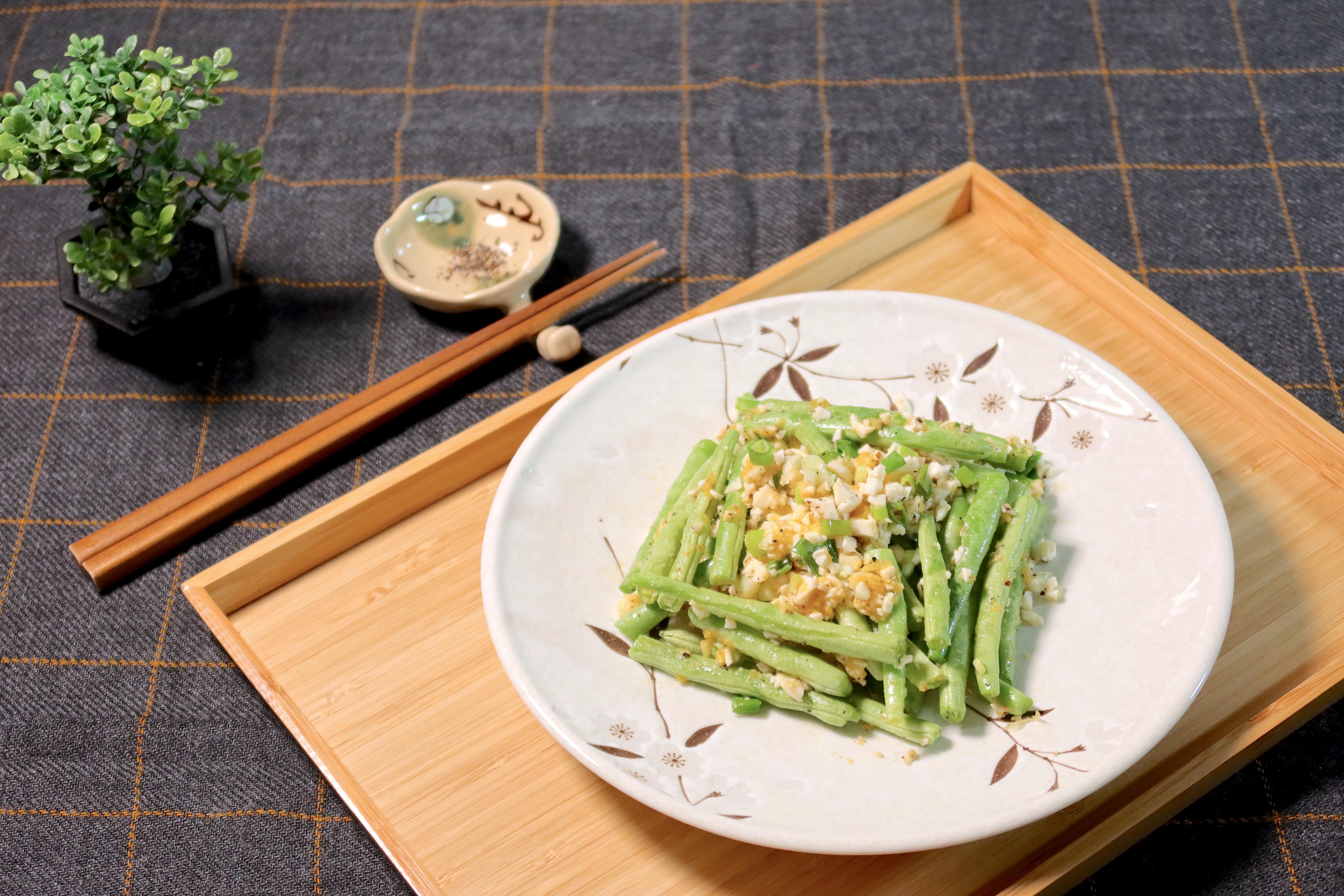 金沙四季豆-氣炸版