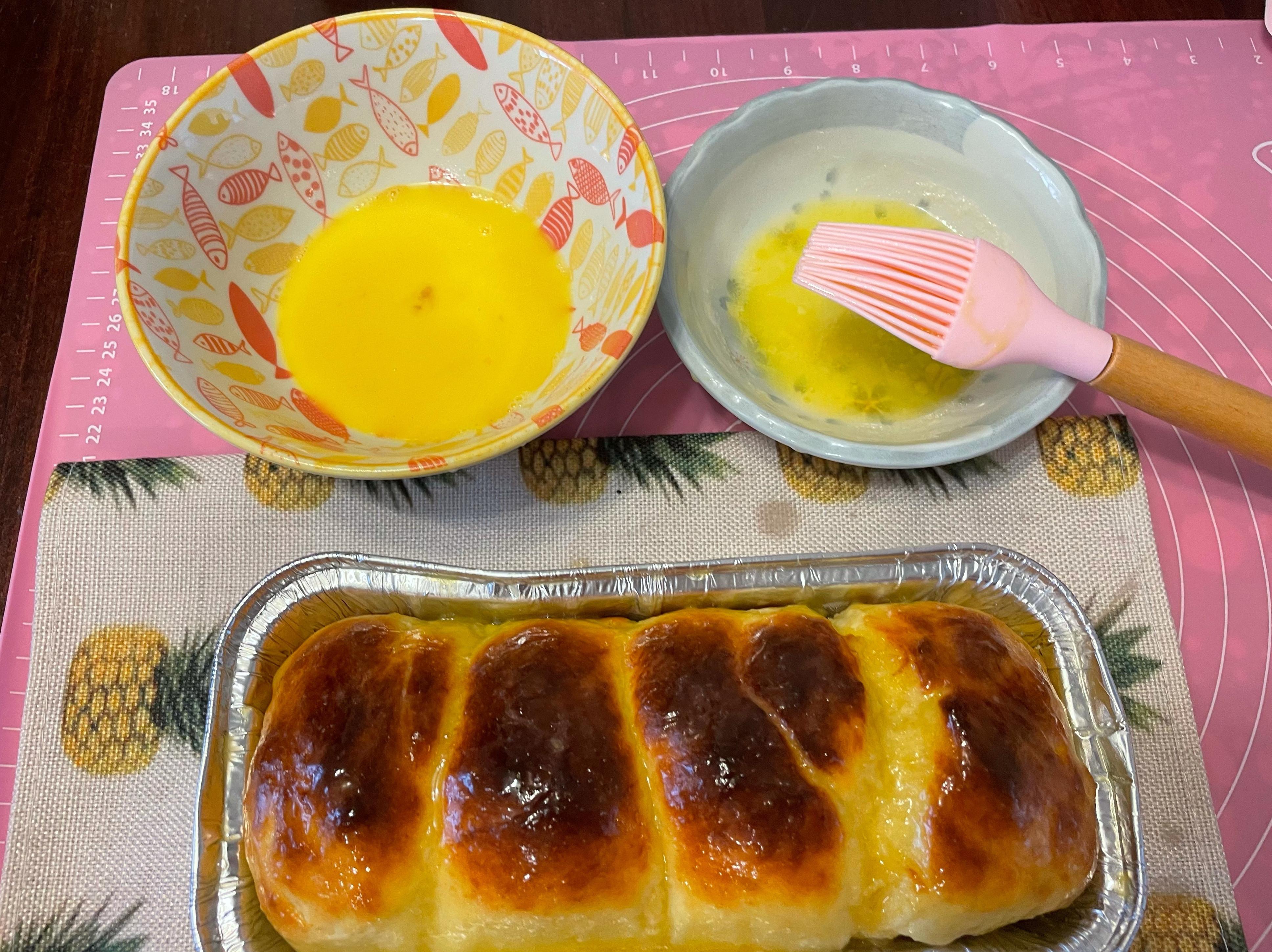 小烤箱奶油麵包(簡易版)