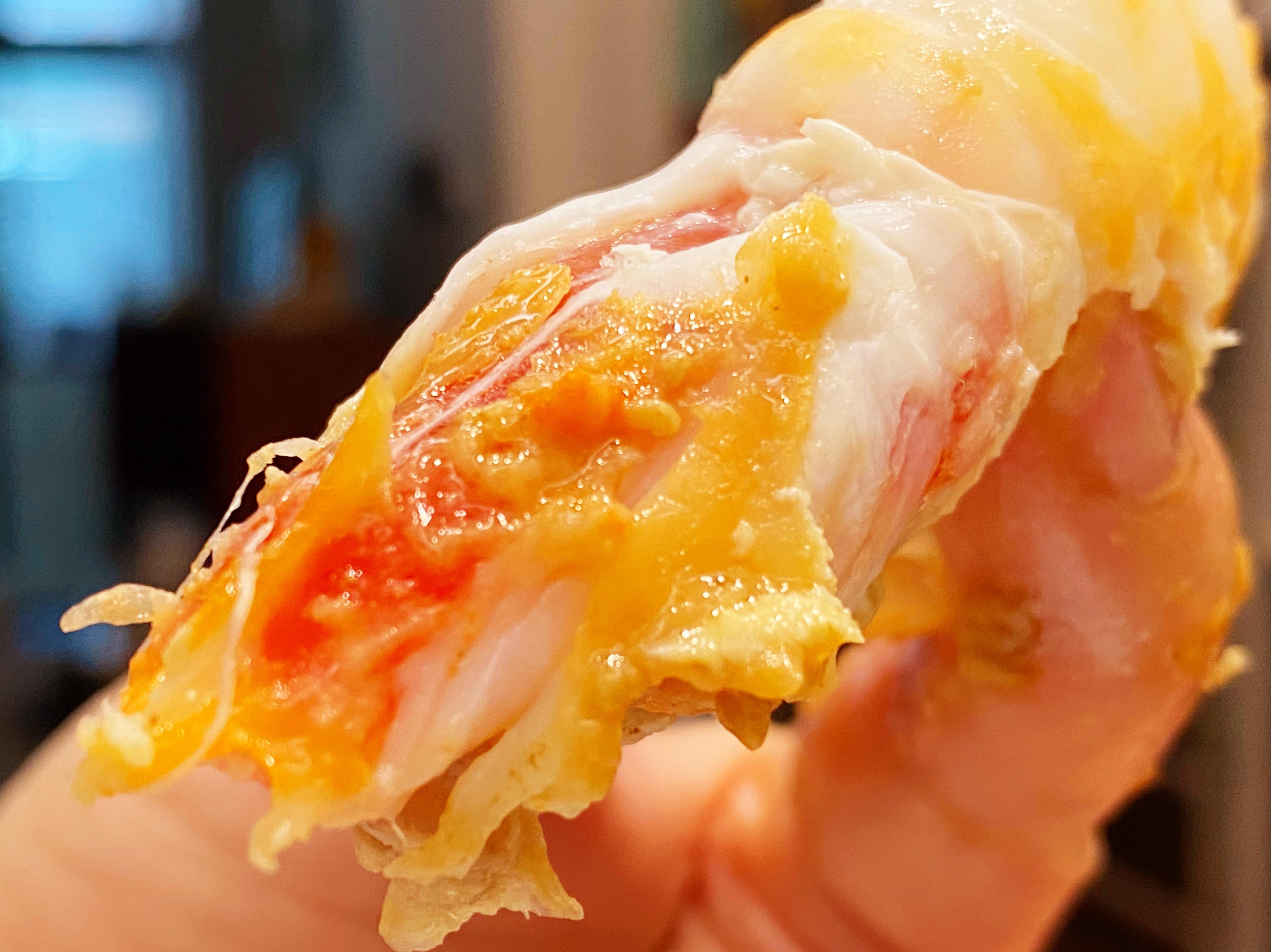 蒜香麻油泰国虾
