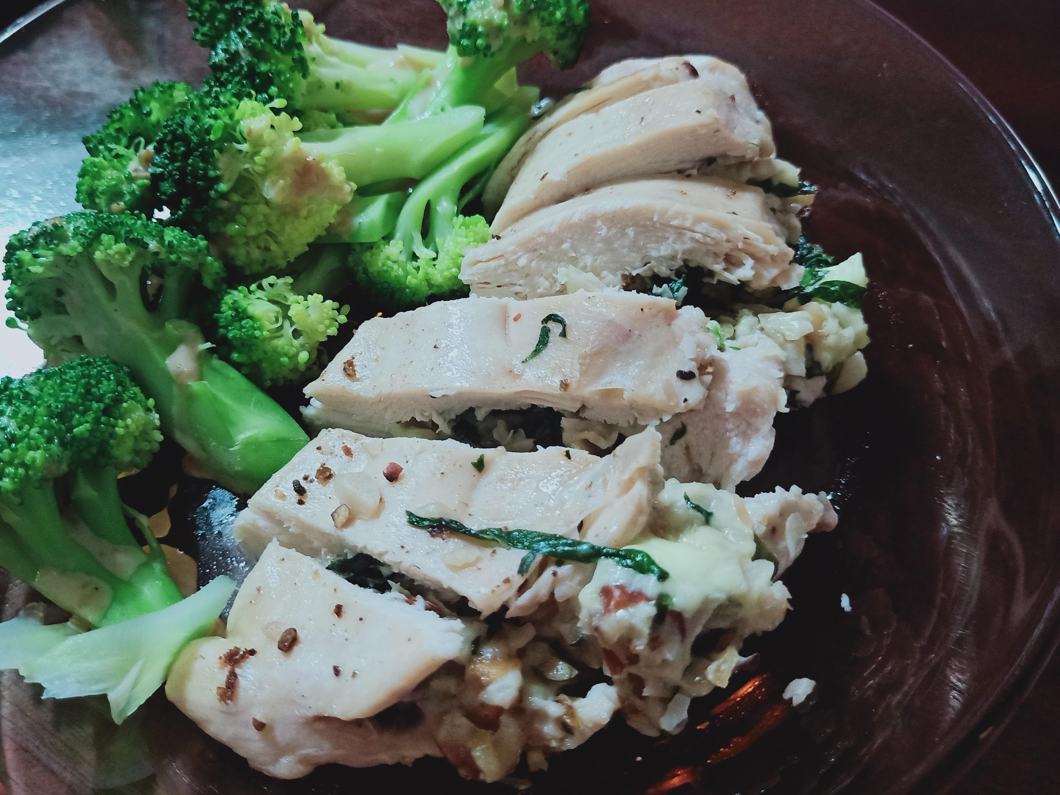 超簡單又清爽美味的雞胸肉料理