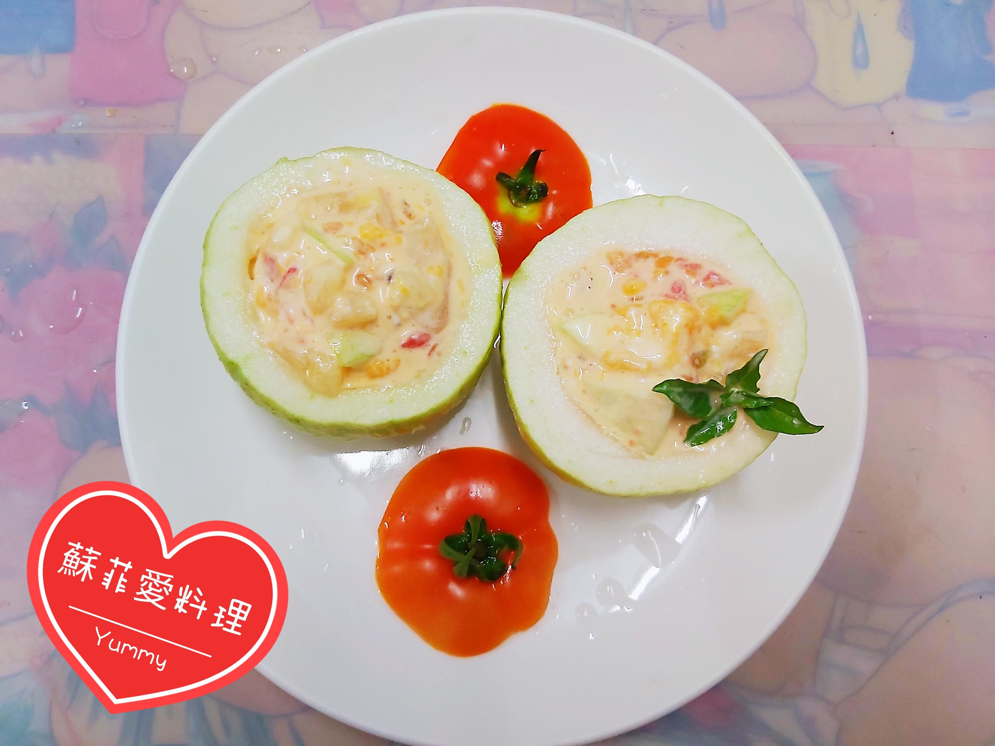 水果沙拉盅