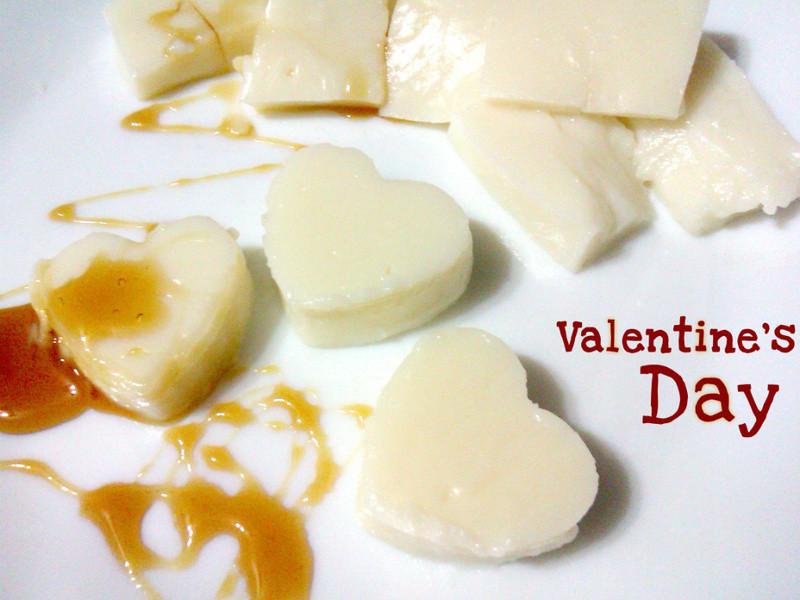 愛♥蜂蜜鮮奶酪凍