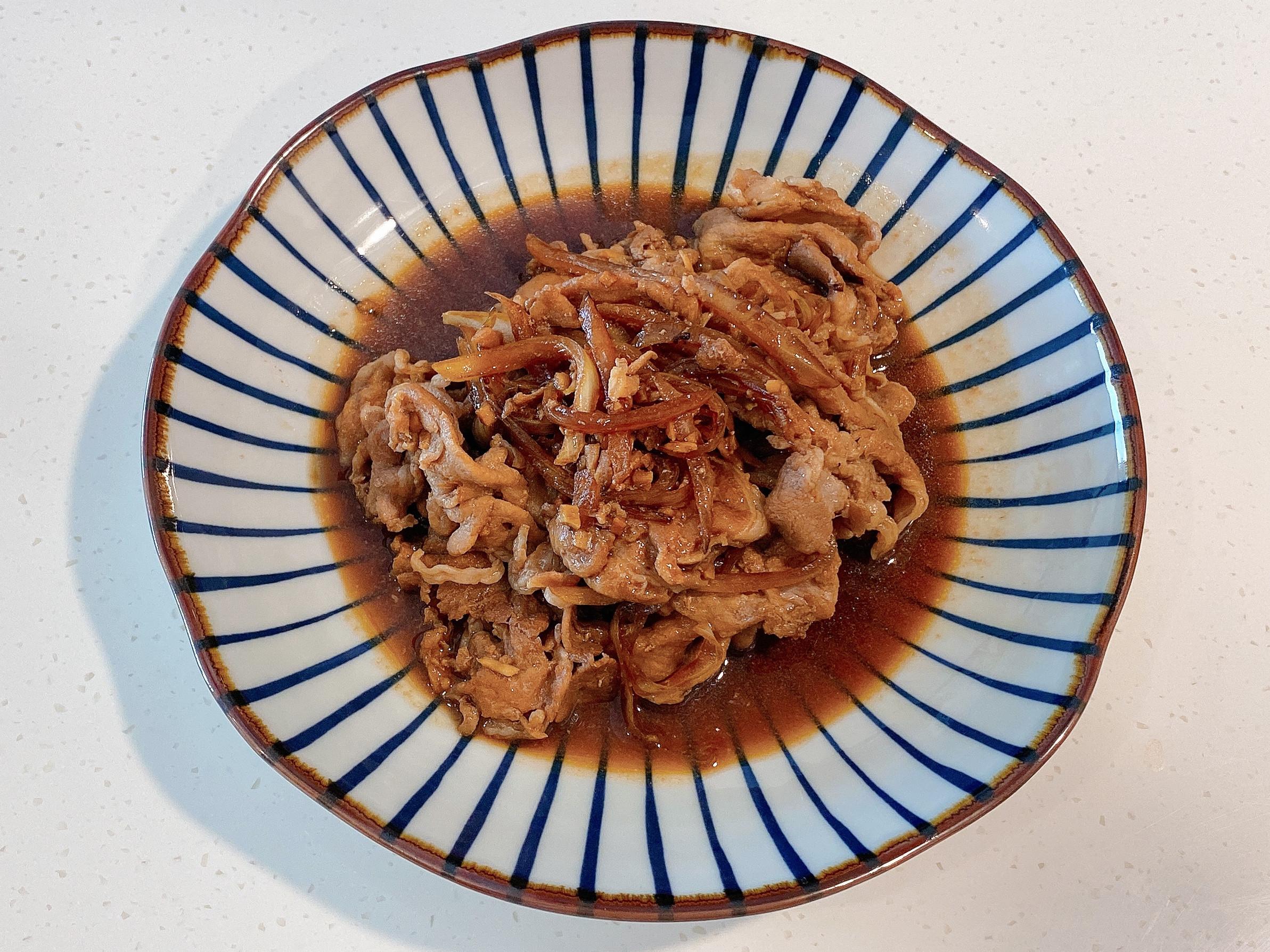 Laura'cooking 薑汁燒肉