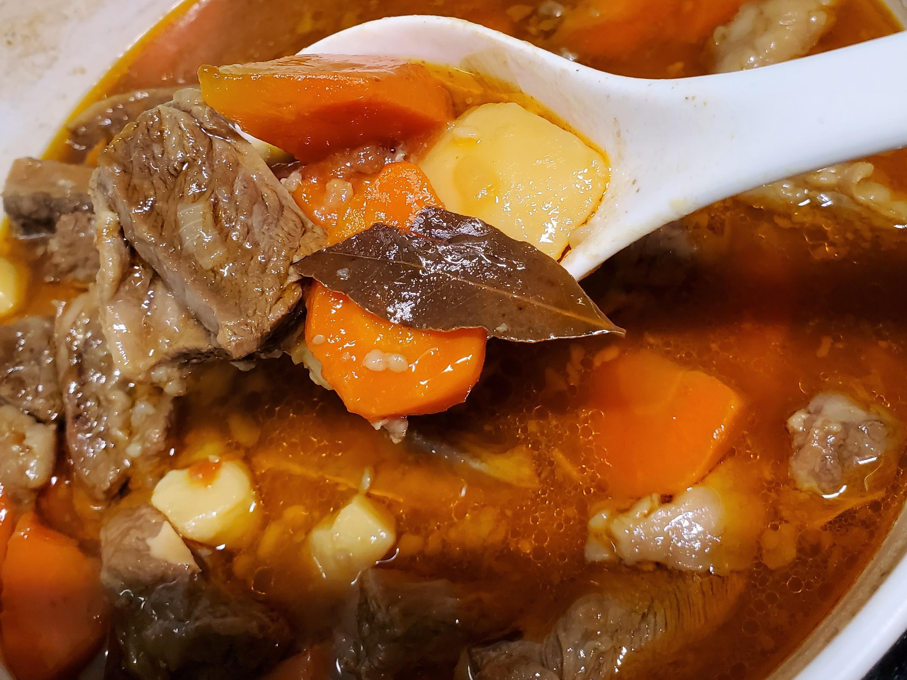蕃茄馬鈴薯燉牛肉