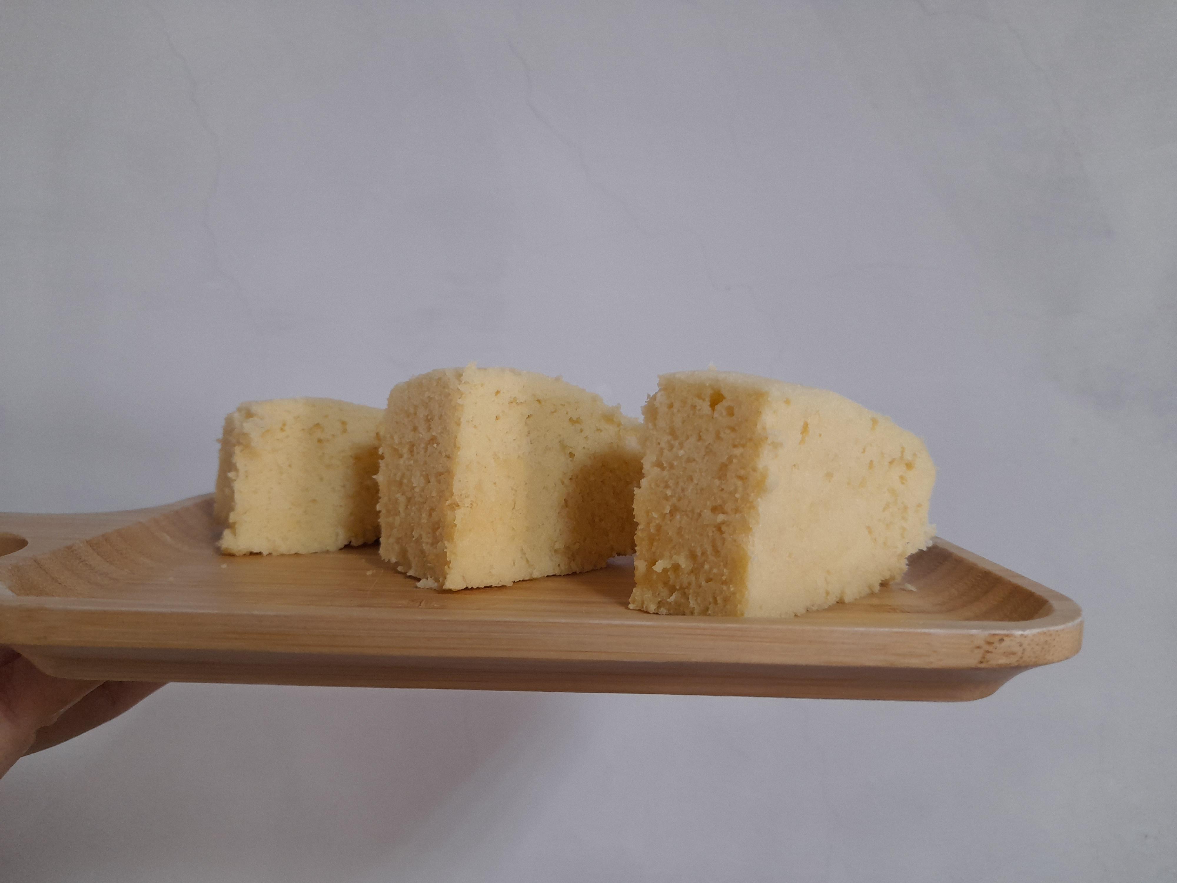 海綿水蒸蛋糕~簡易版