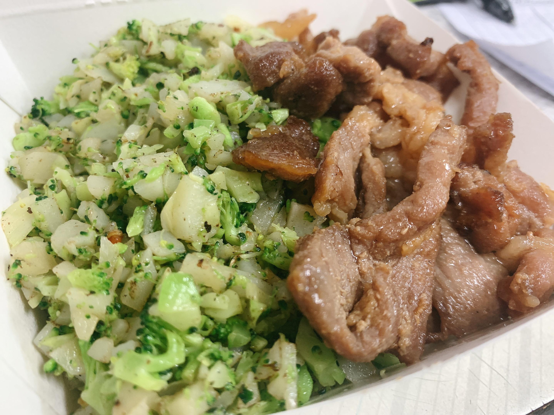 花椰菜馬鈴薯米