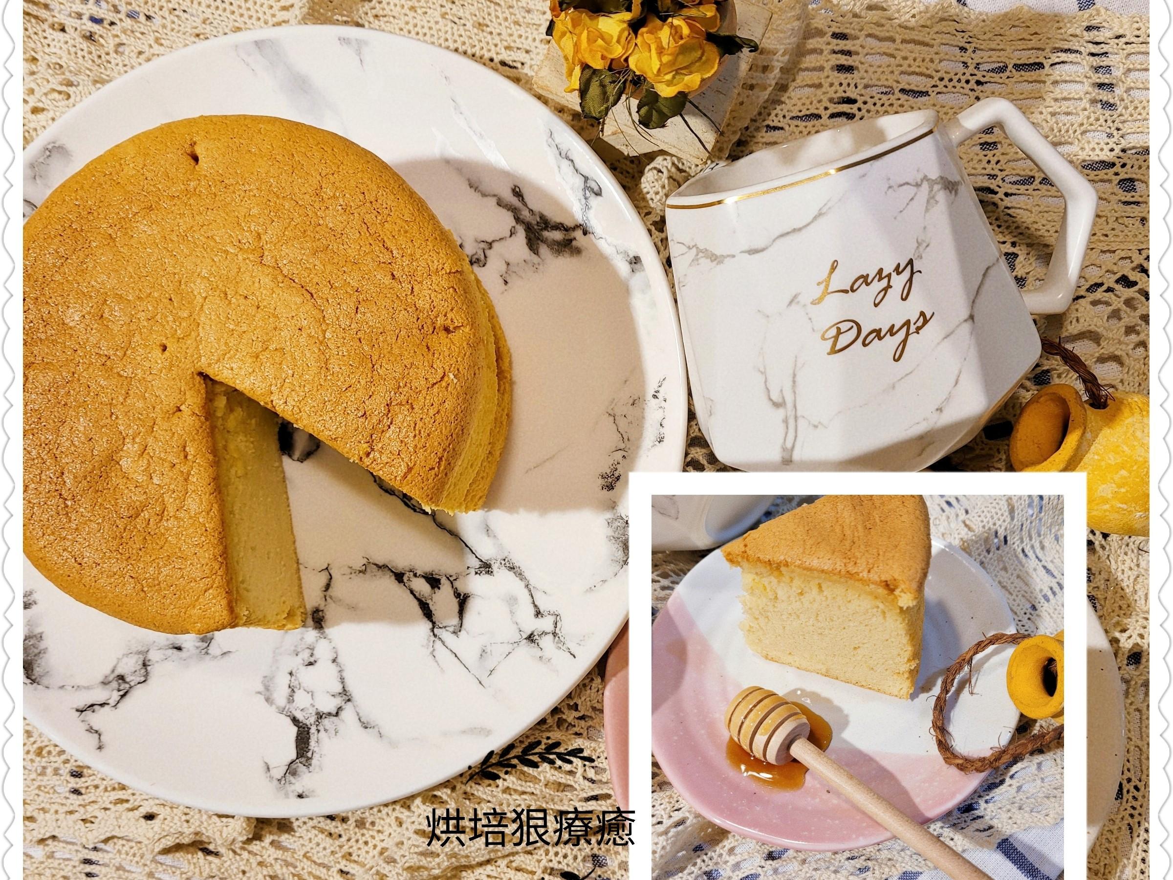 超級簡單蜂蜜蛋糕