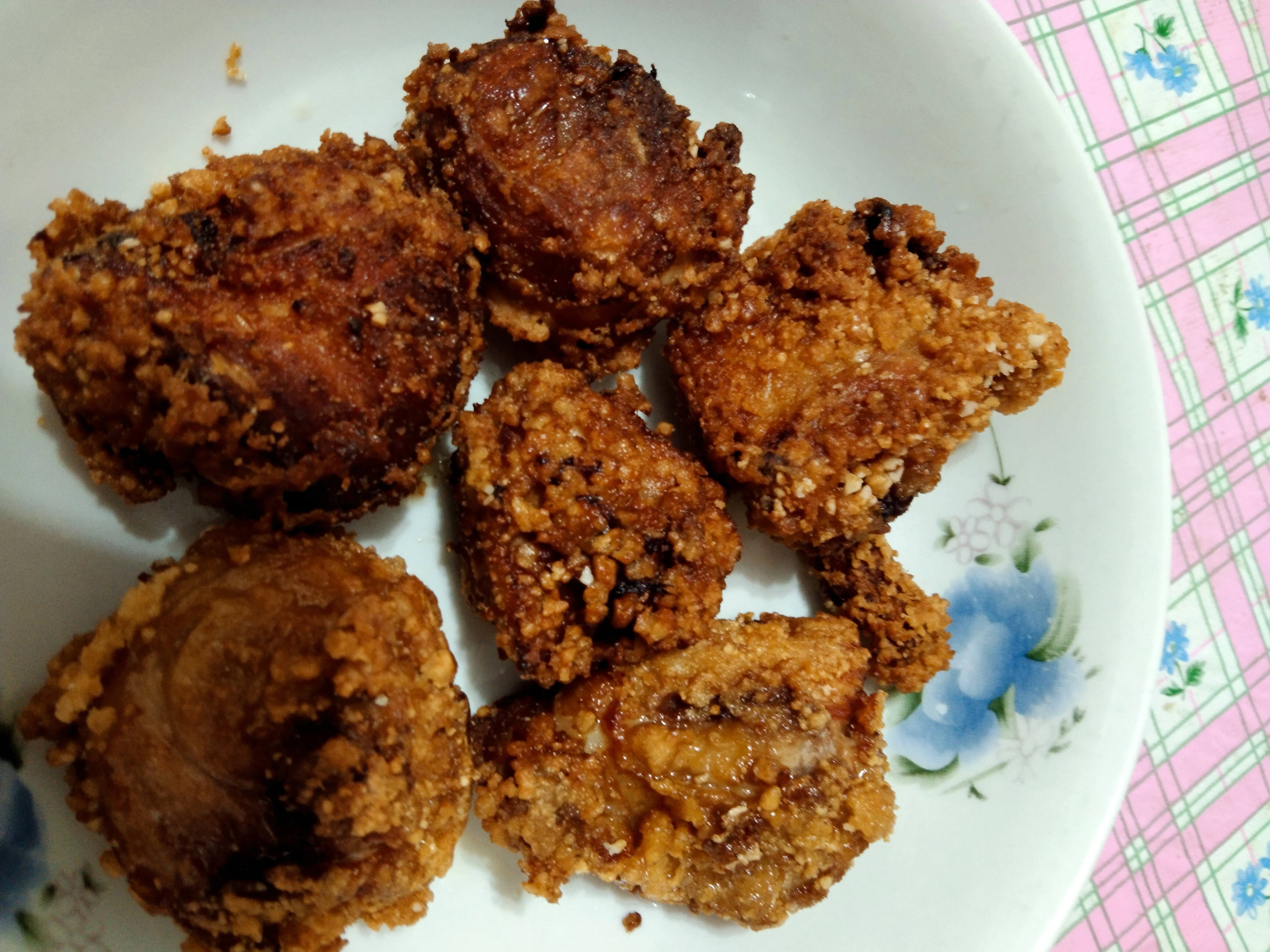 咖喱炸雞塊