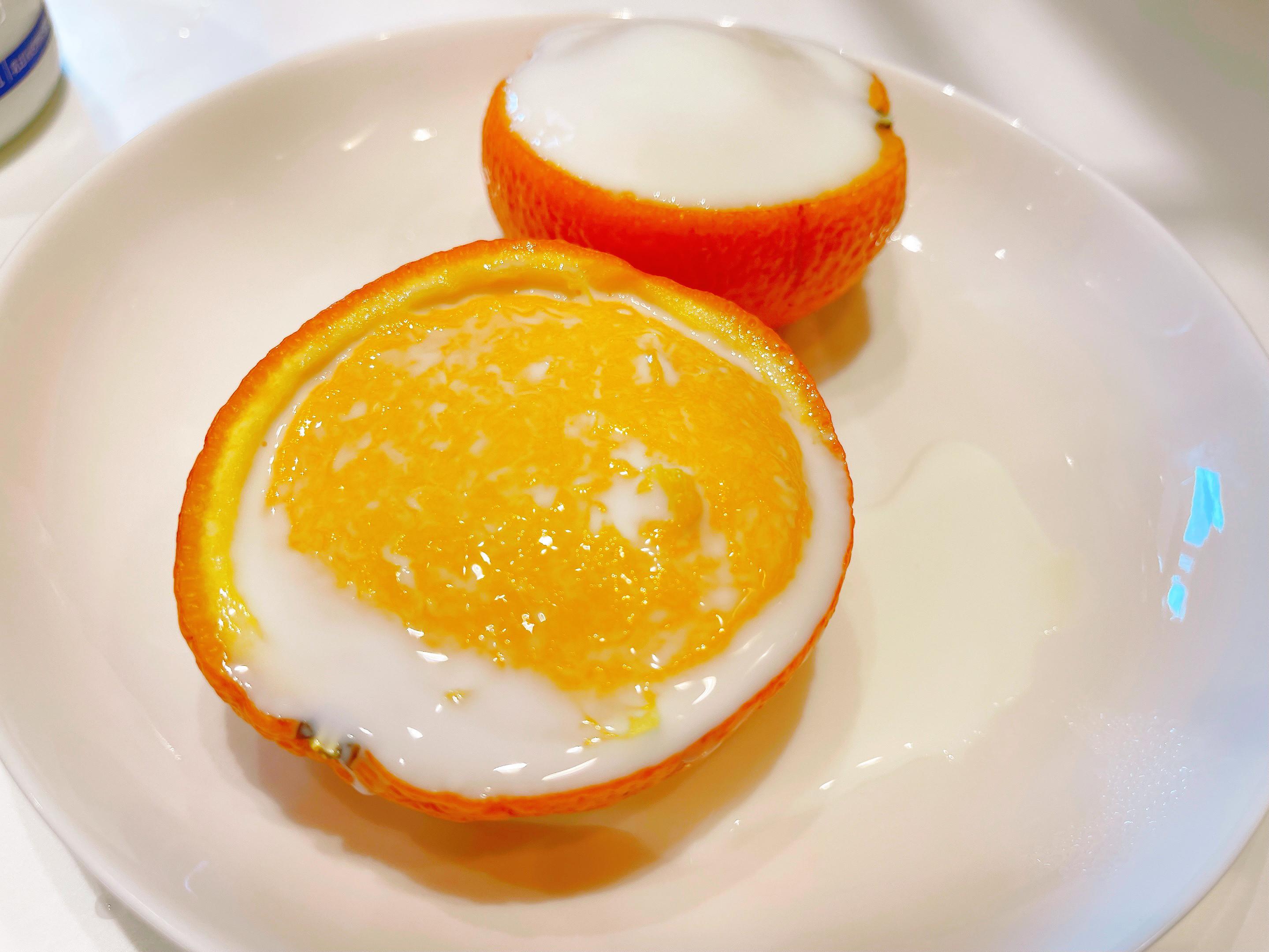 寶寶香橙雞蛋糕10+
