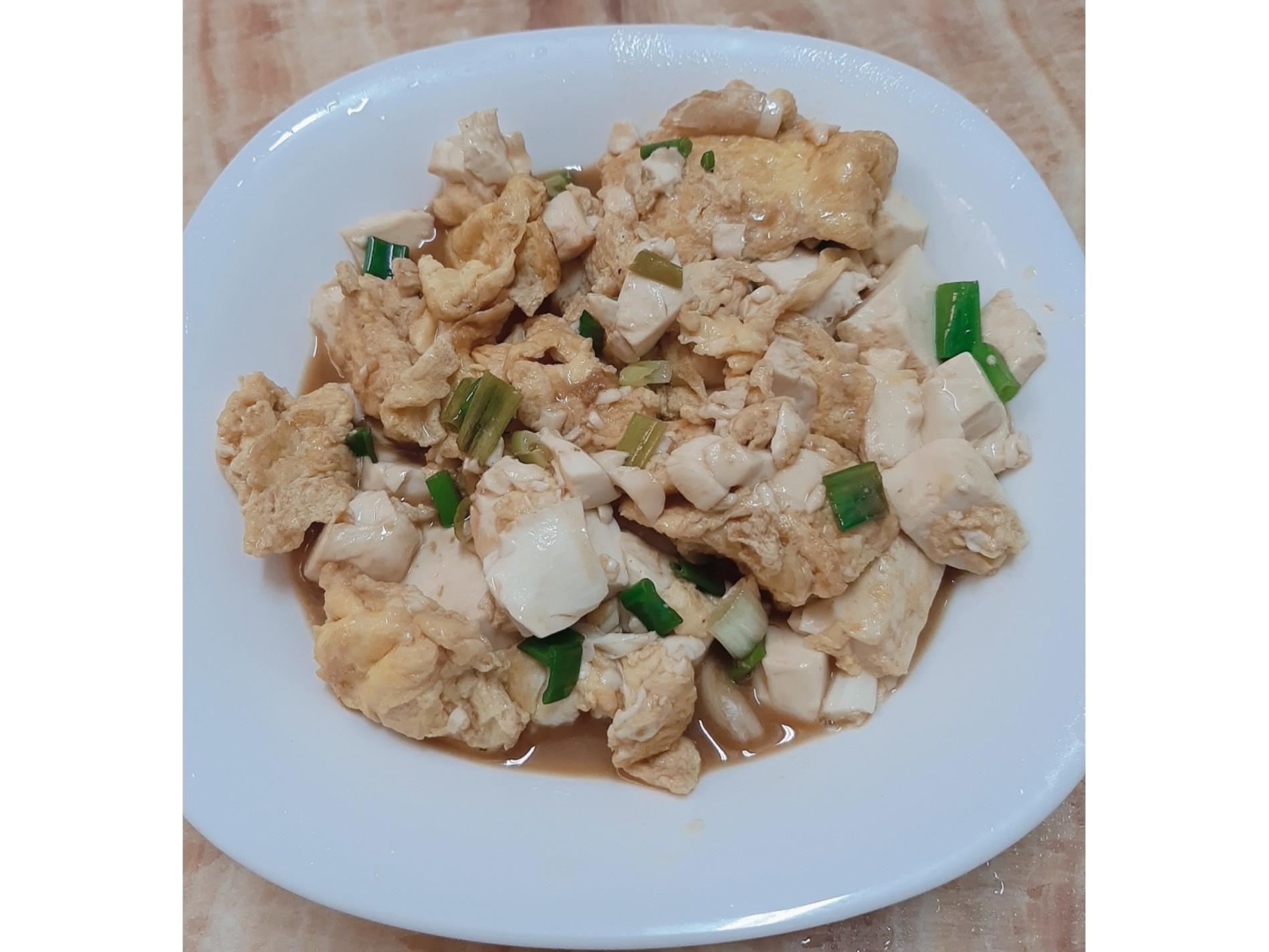 雞蛋豆腐煲