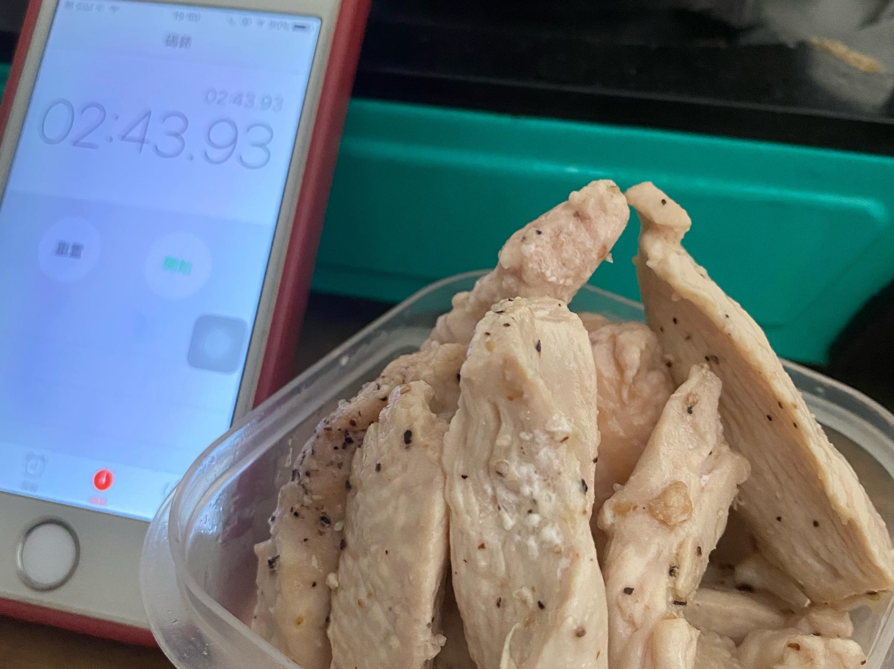 三分鐘嘴饞悶煎雞胸肉