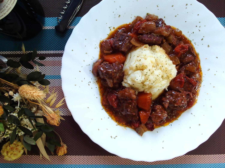 【牛肉料理】紅酒燉牛肉