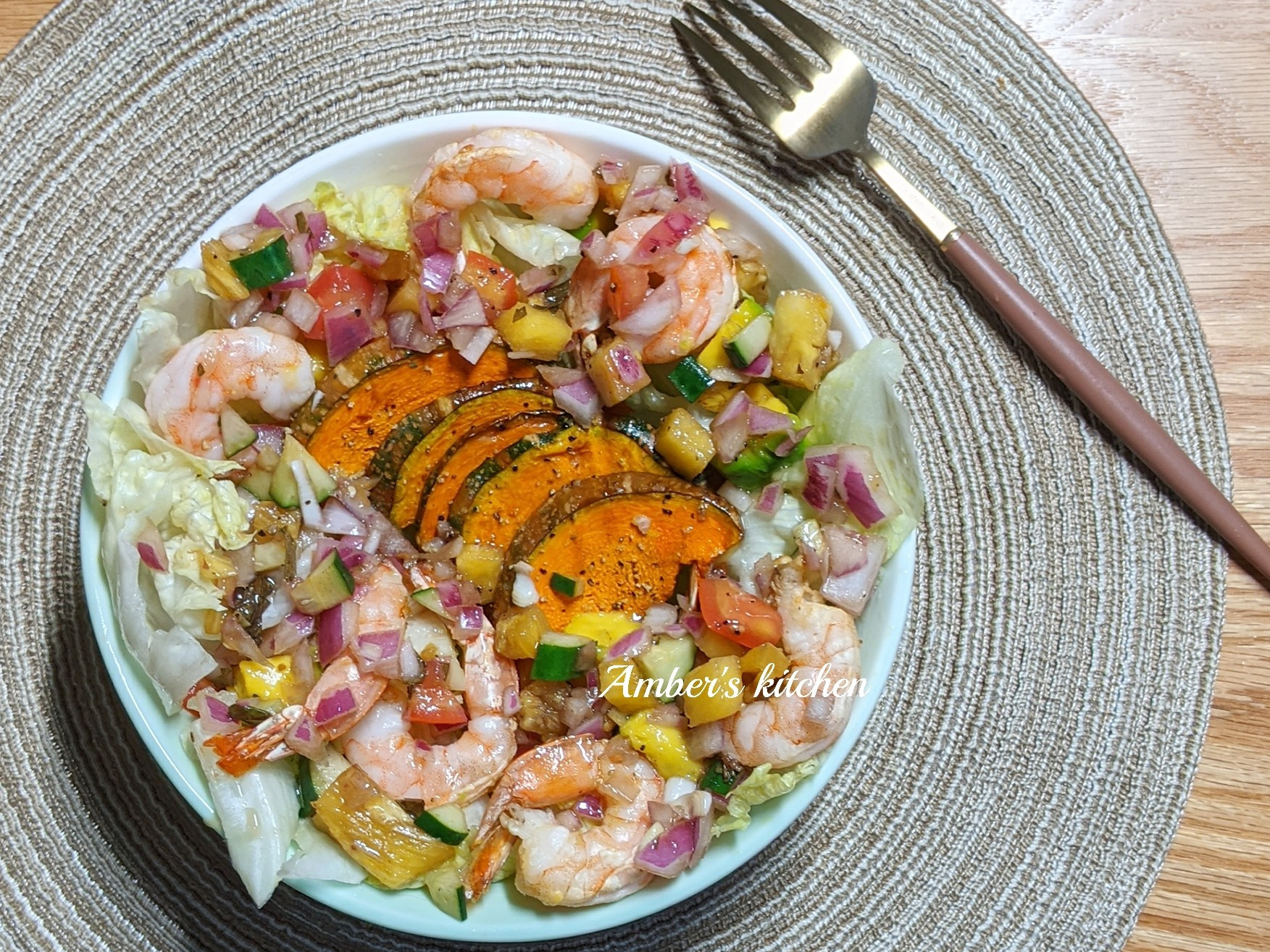 減醣健康沙拉