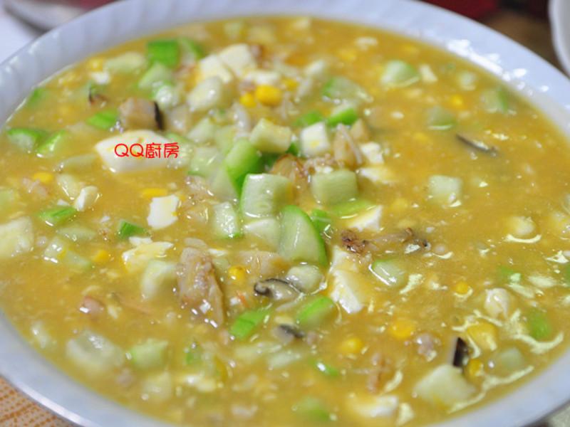 【匯鮮市集】絲瓜海味玉米羹