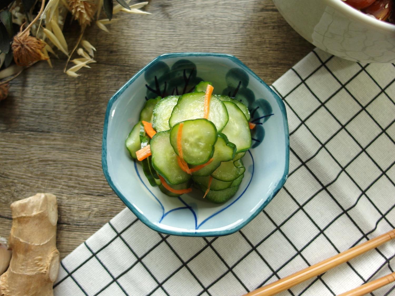 【開胃菜】涼拌糖醋小黃瓜