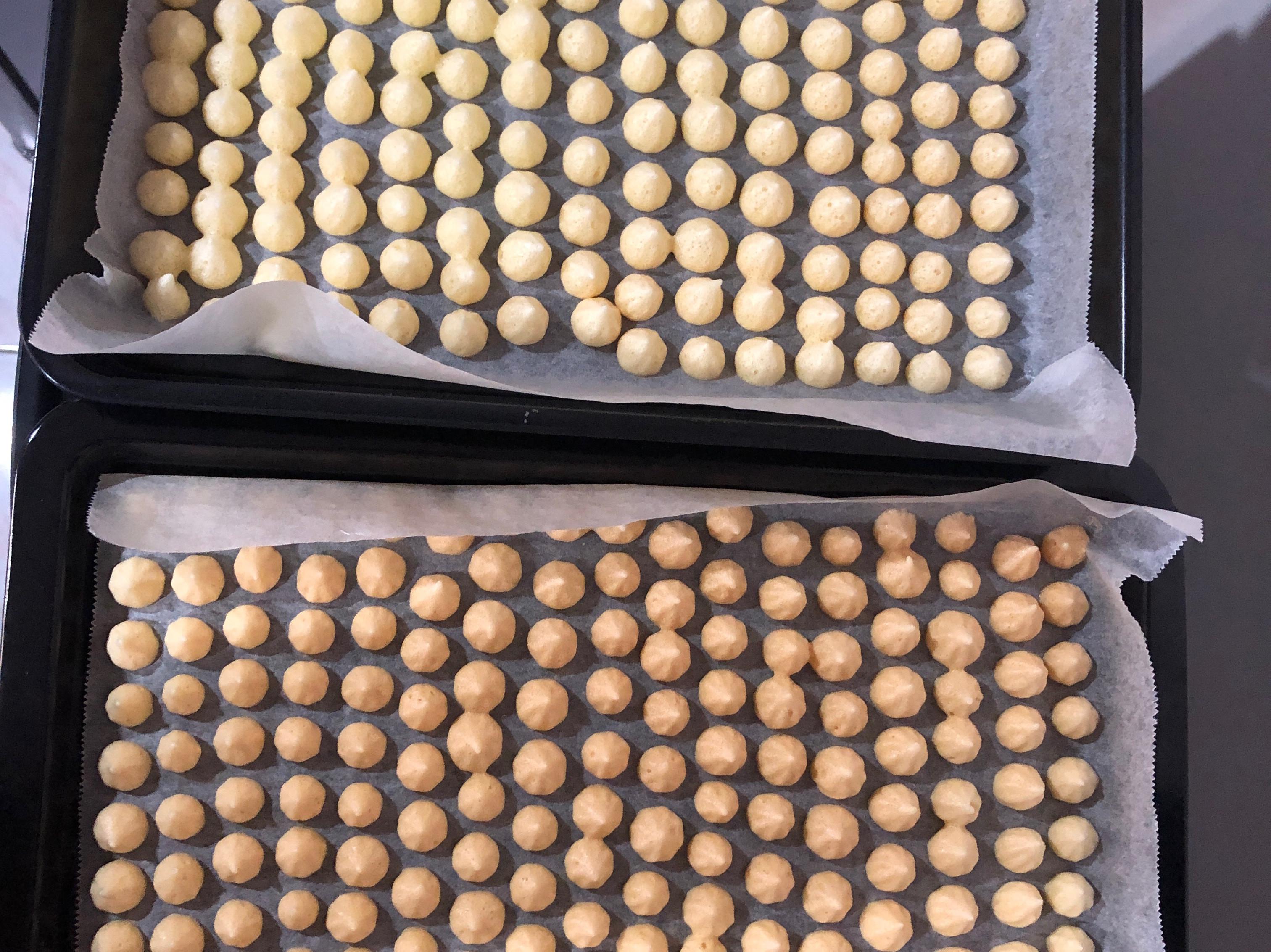 全蛋溶豆(寶寶點心、寶寶餅乾)