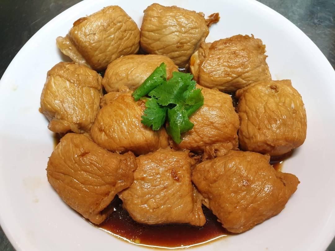 柏齊醬燒肉豆腐