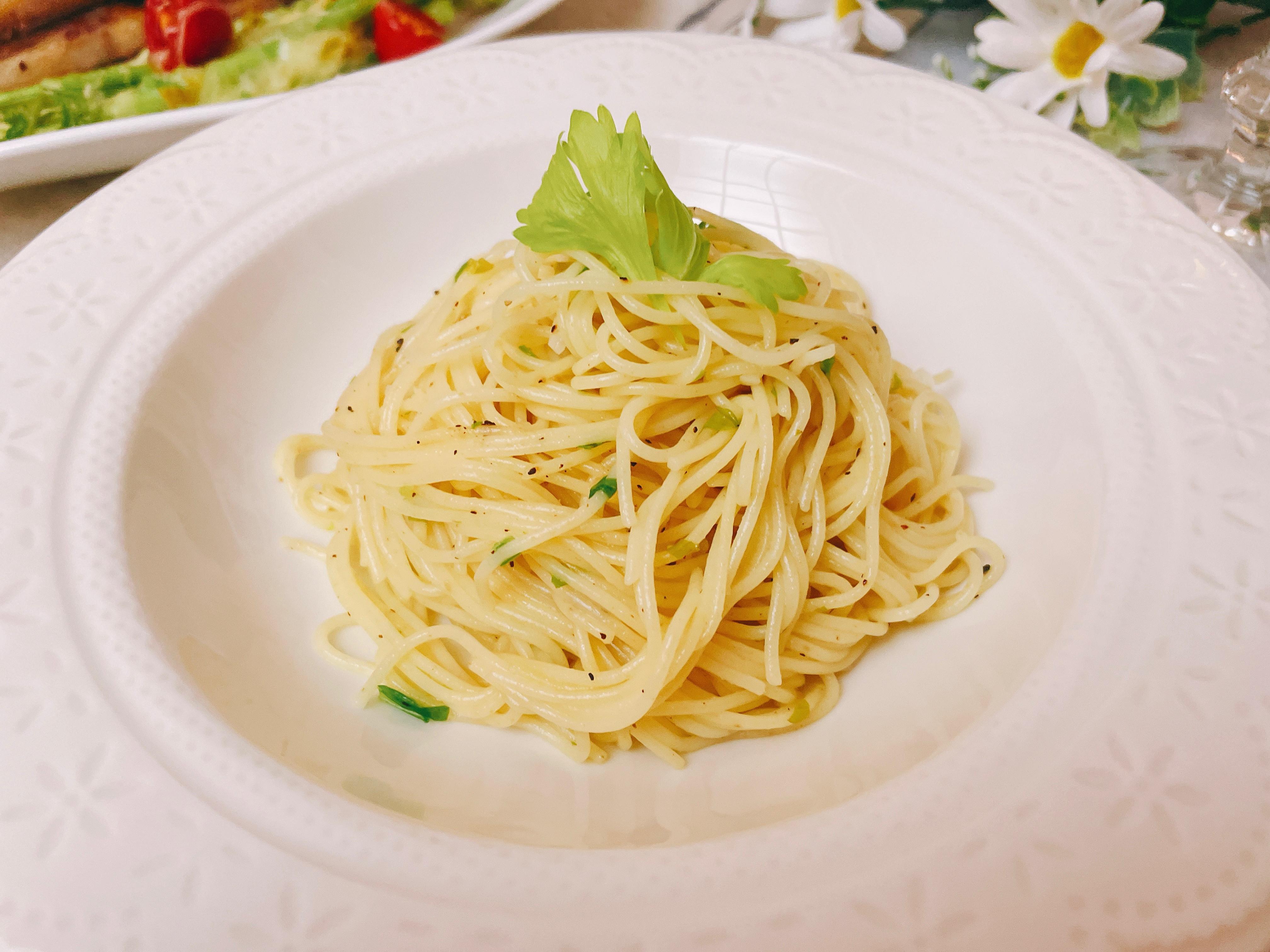 簡易版窮人義大利麵