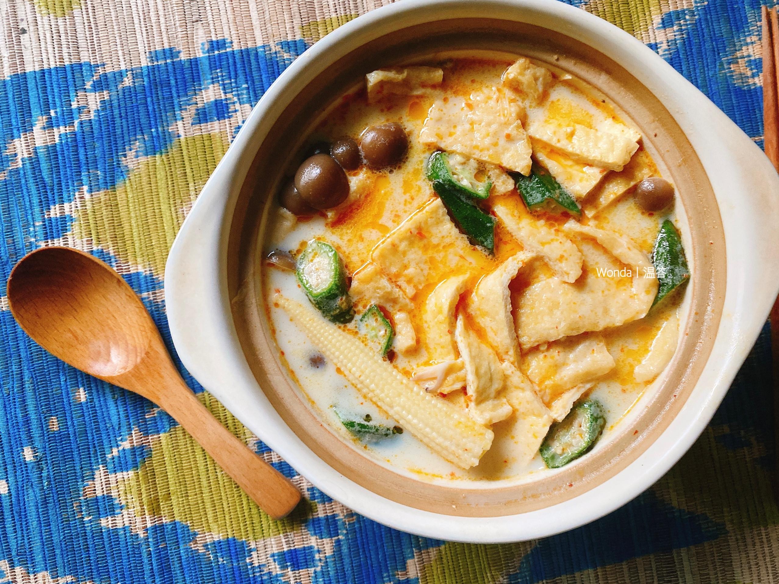 辛味噌豆漿鍋|10分鐘素食