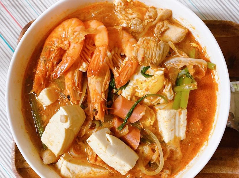 韓式豆腐鍋