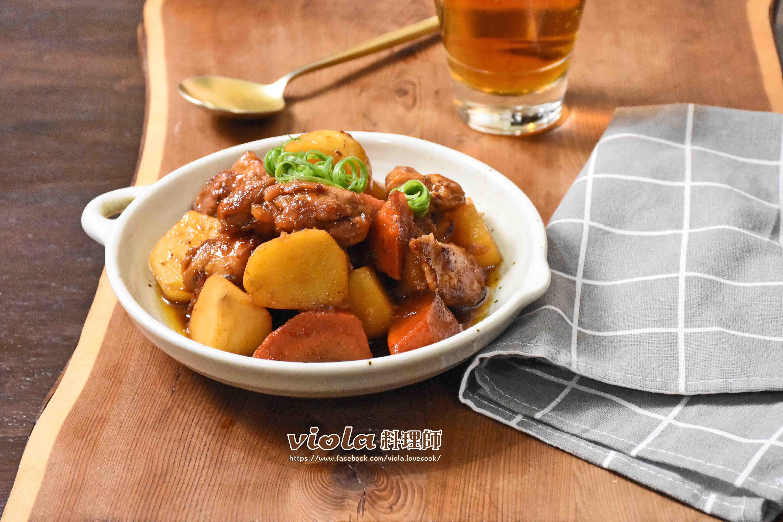 奶油馬鈴薯燉肉
