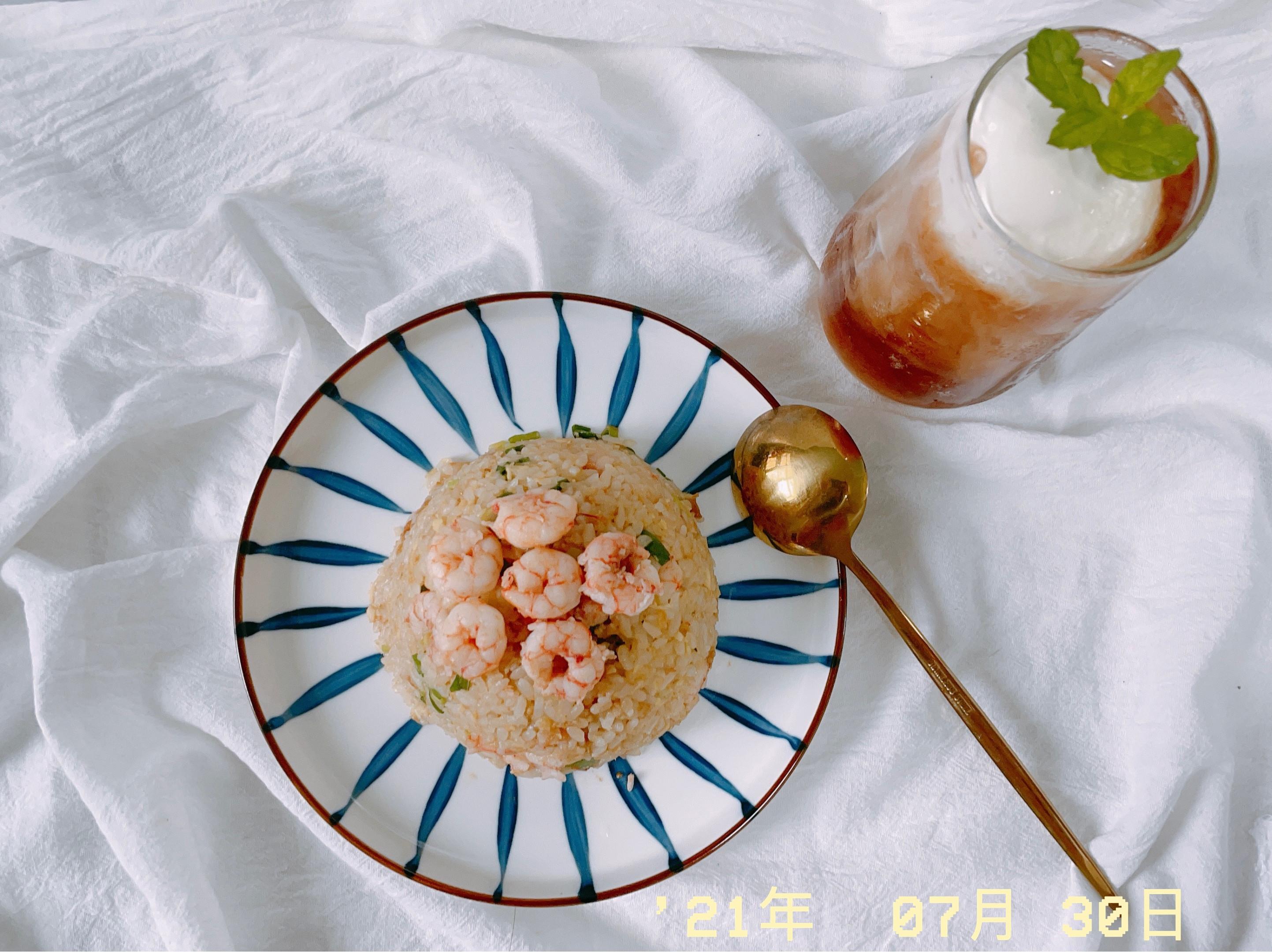 蝦仁蛋炒飯