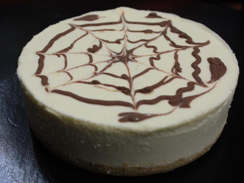 免烤蔓越莓乳酪蛋糕