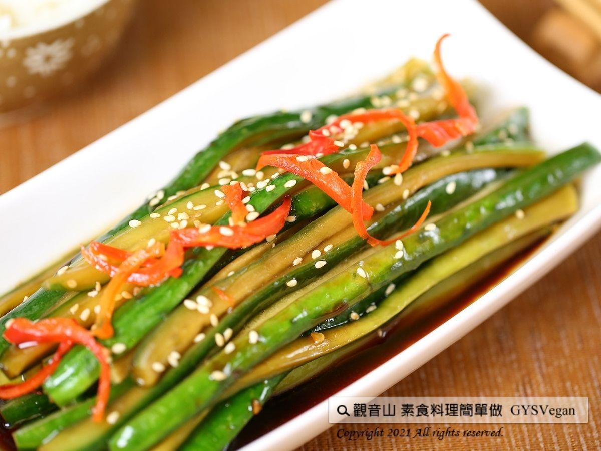 私房醃漬黃瓜條🌿全素