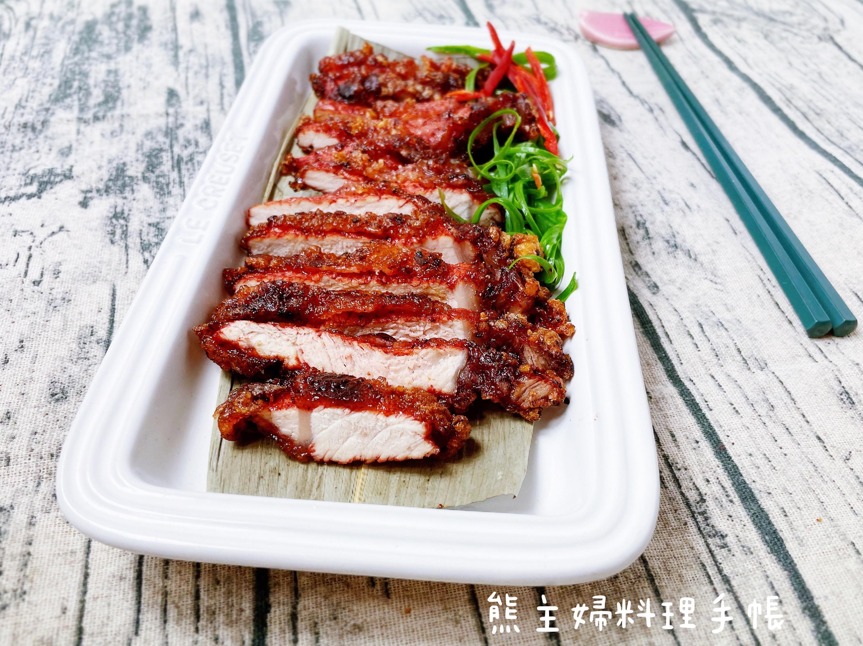 炸紅糟肉(簡易/短時醃漬/3小時)