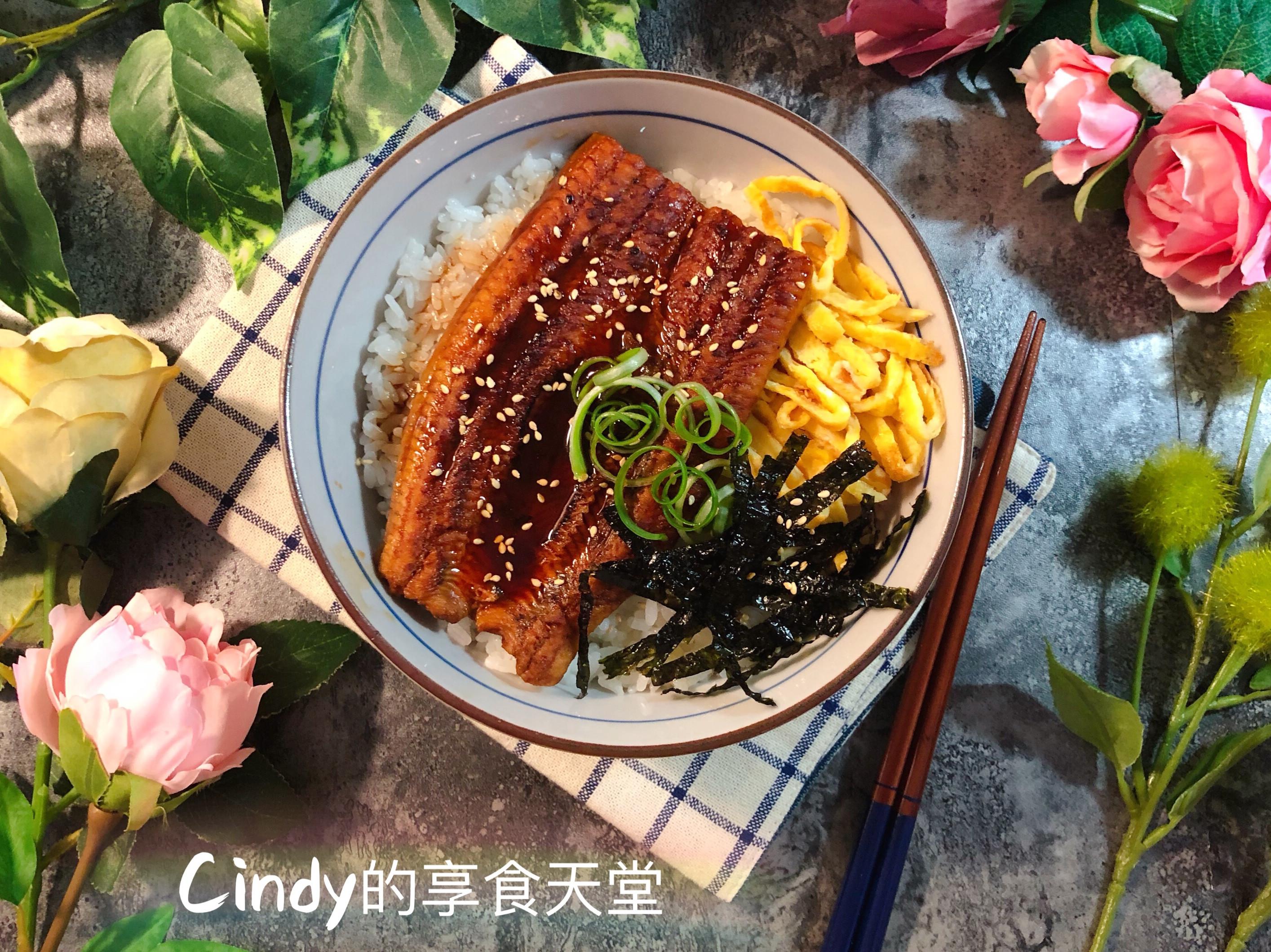 《💫快速完成懶人料理》日式蒲燒鰻魚飯