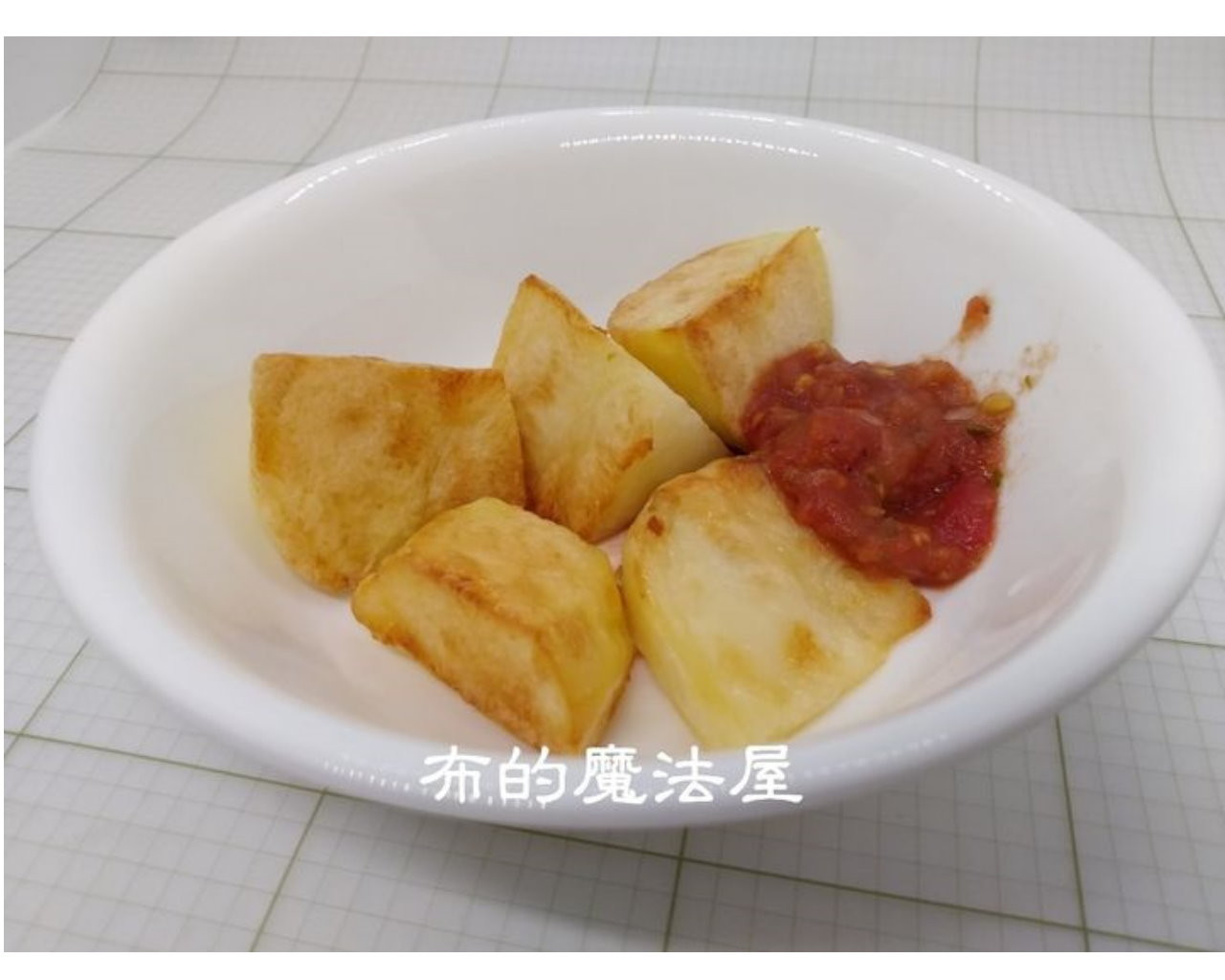 烤箱-烤馬鈴薯