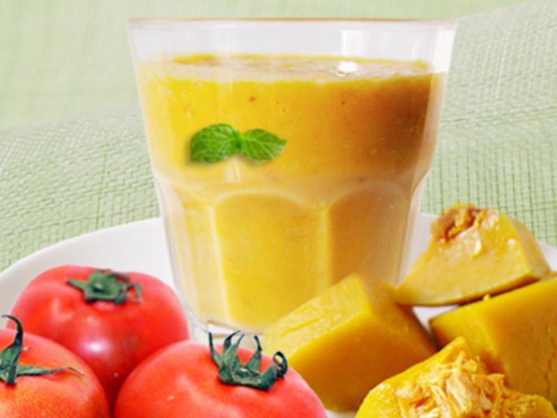 【厚生廚房】蕃茄南瓜蜜奶