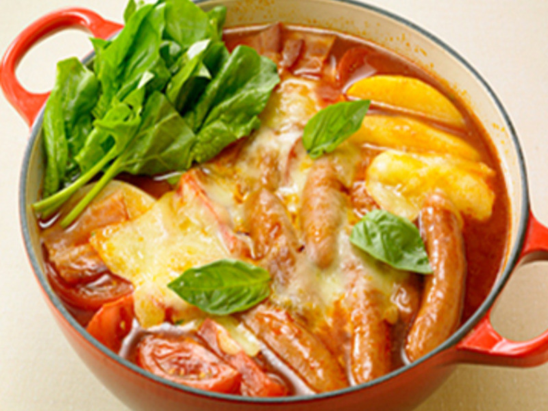 甘熟披薩鍋[蕃茄鍋]