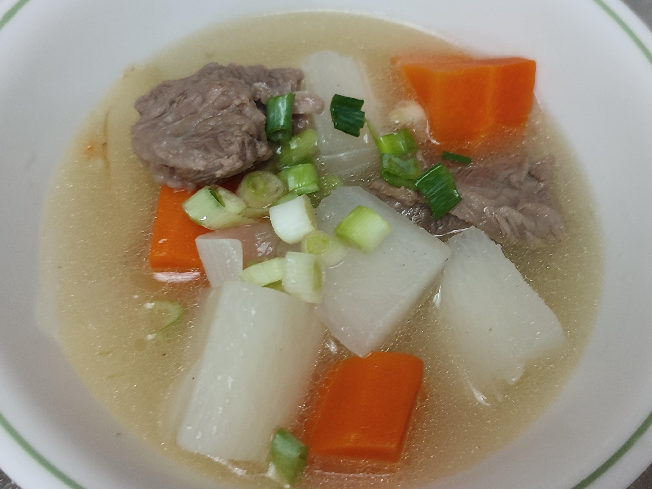 清燉牛肉 一鍋清爽又適合夏天的牛料理