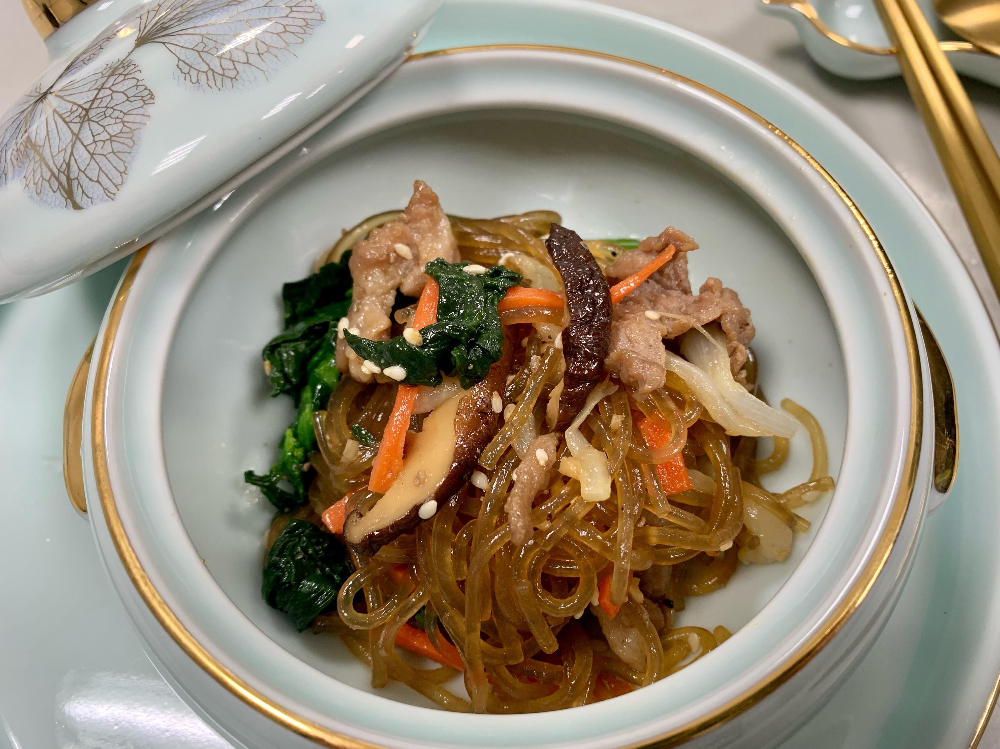 涼食|雜菜韓式冬粉