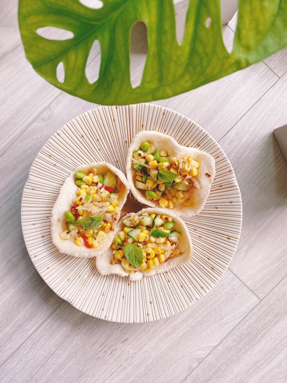 泰式辣味青木瓜沙拉