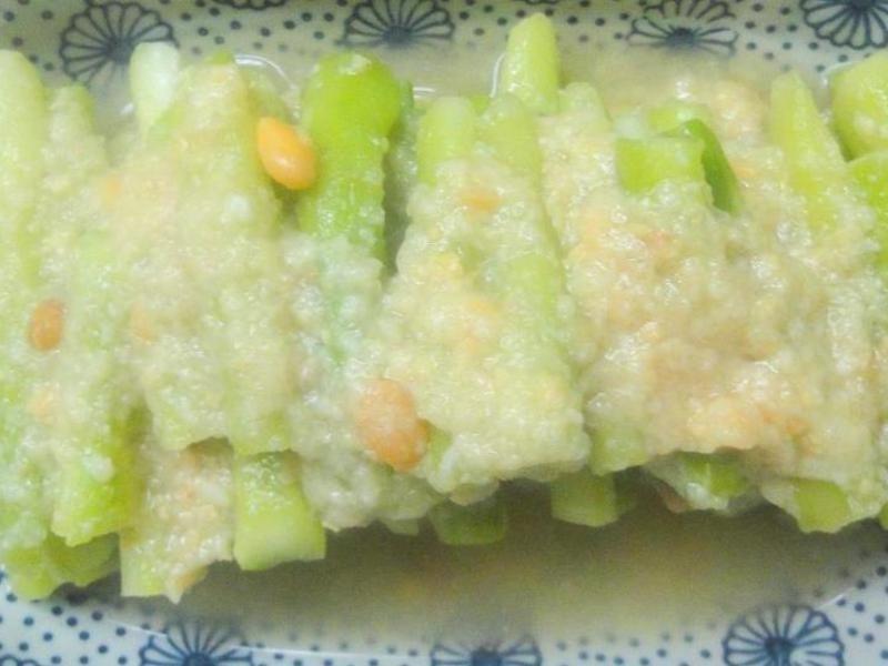 味噌漬花椰菜心