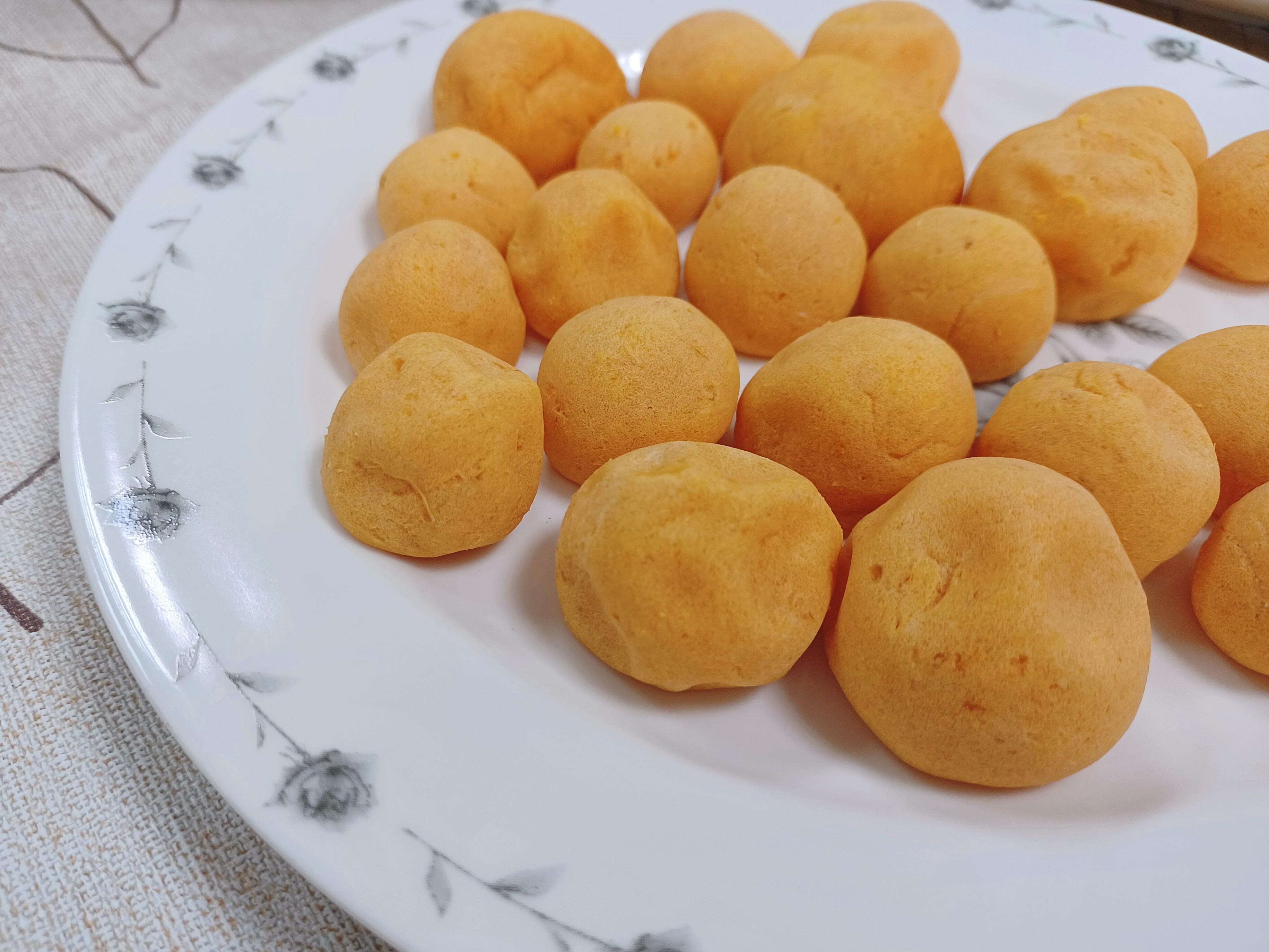 烤QQ地瓜球