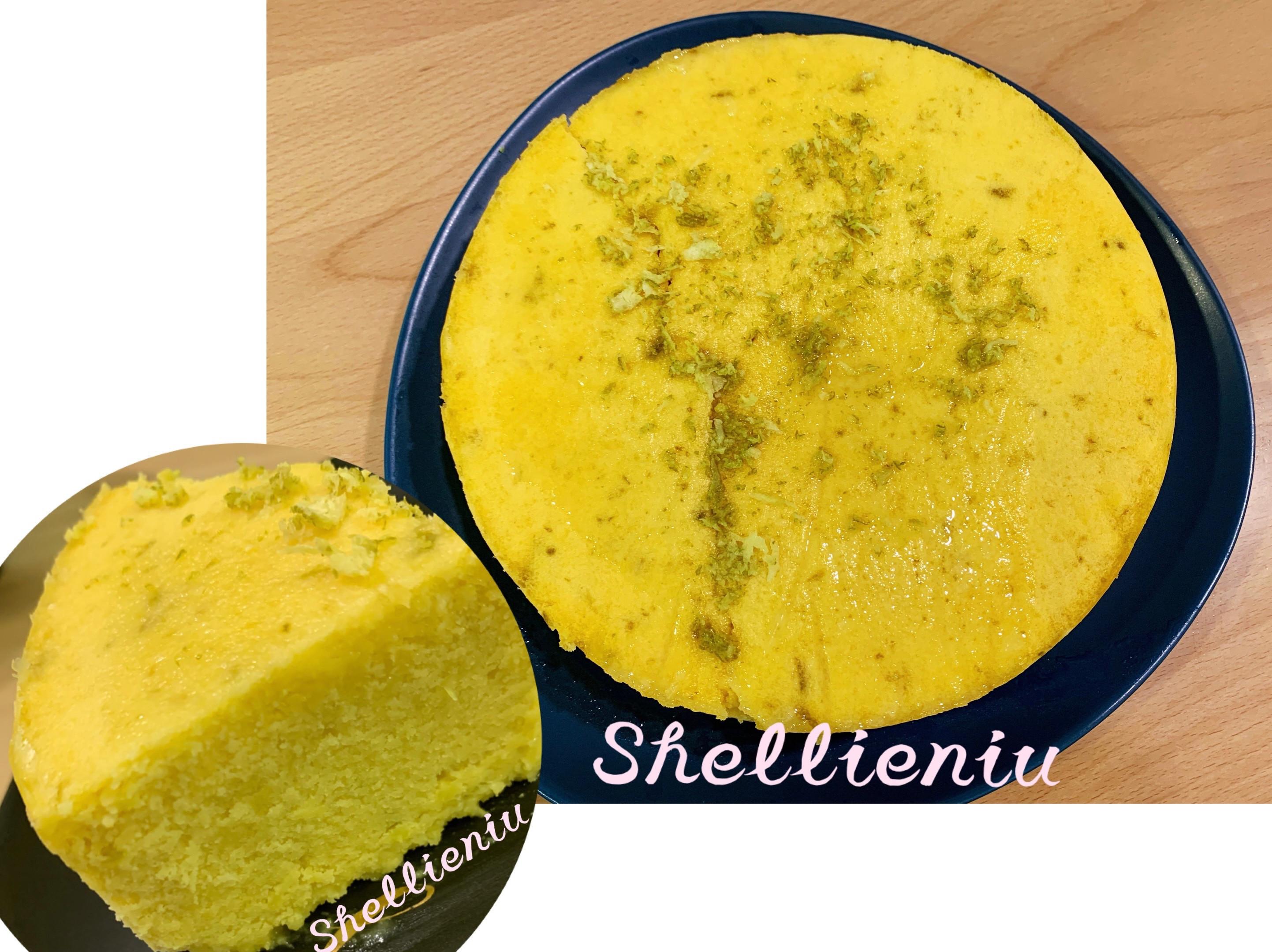 酸v酸v ✿老奶奶檸檬蛋糕 ✿減糖版