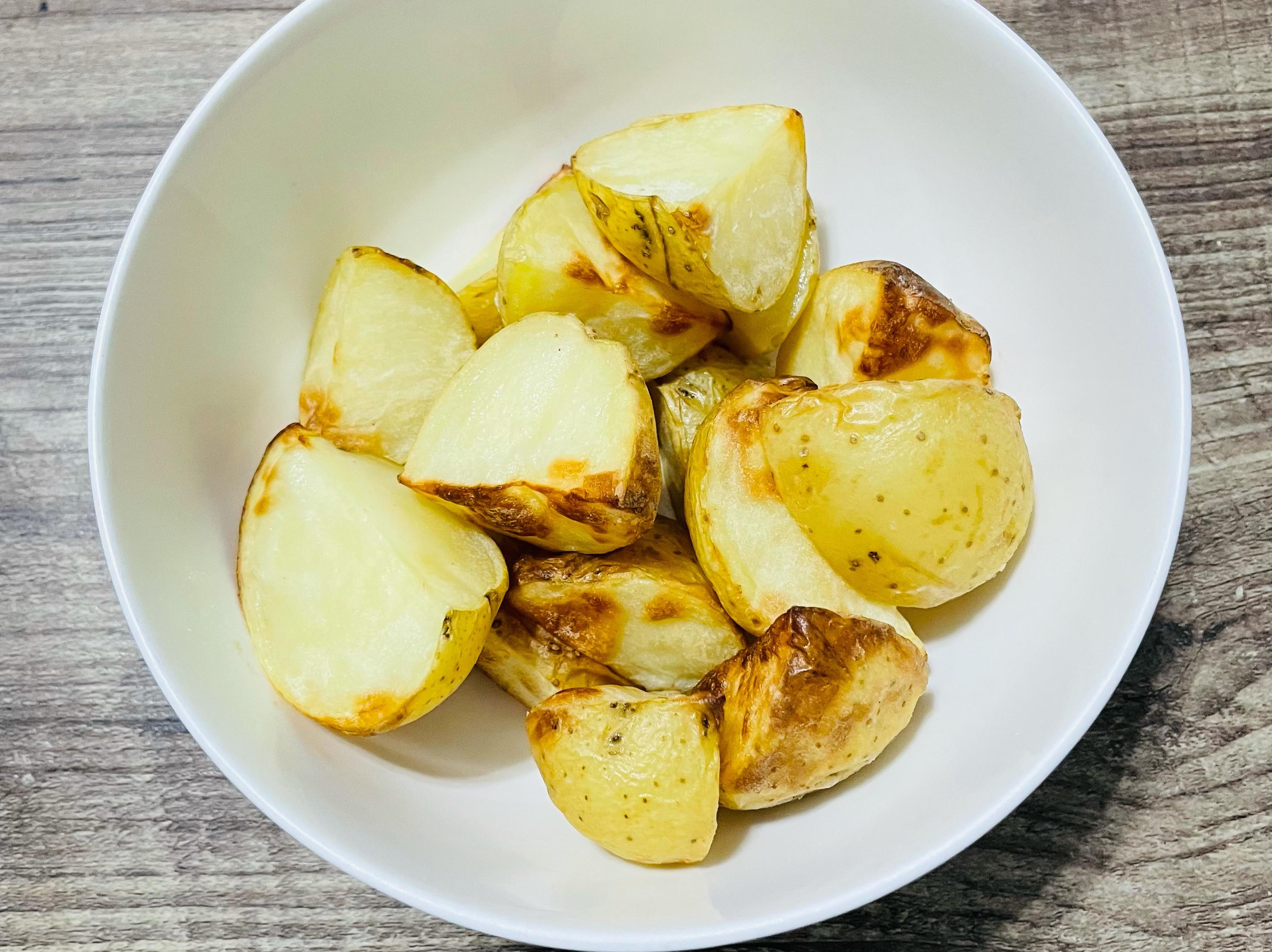 氣炸馬鈴薯塊