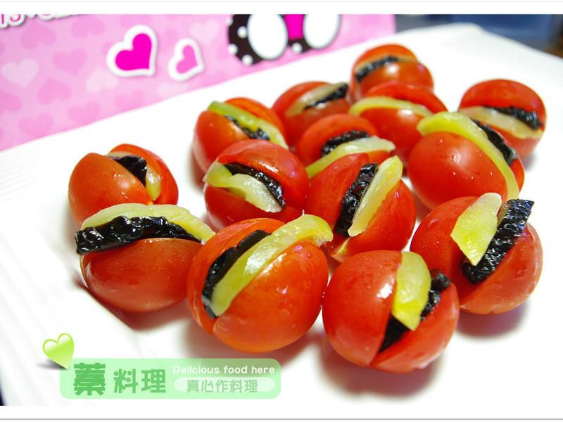 蜜餞小番茄