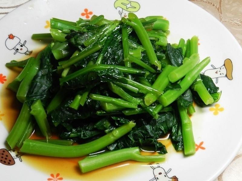 《好菜網》蠔油格蘭菜