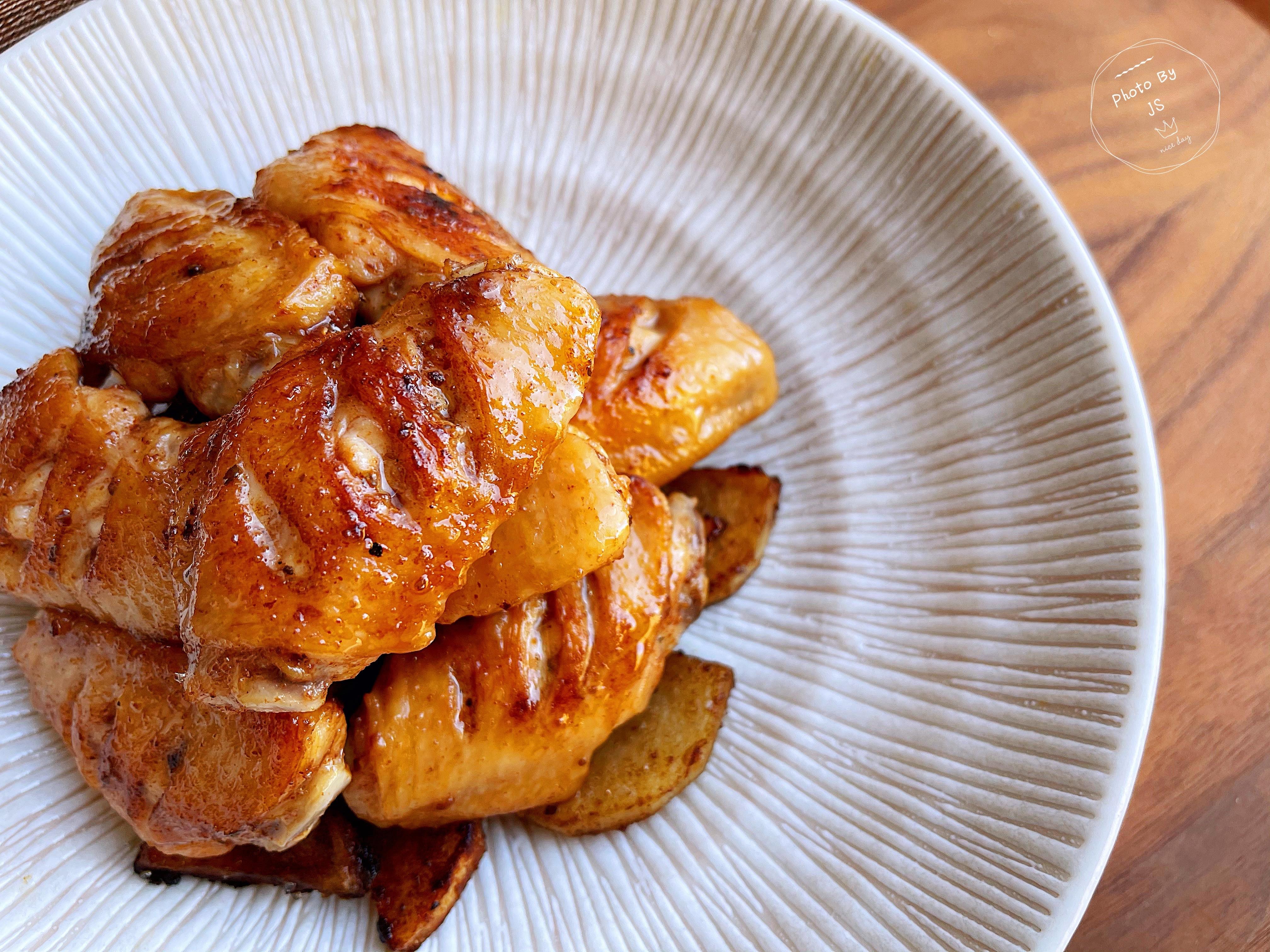 香辣馬鈴薯雞翅