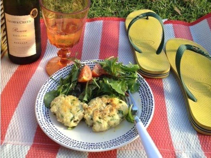 Foodish*小品* [泰式魚餅] - 夏日野餐!