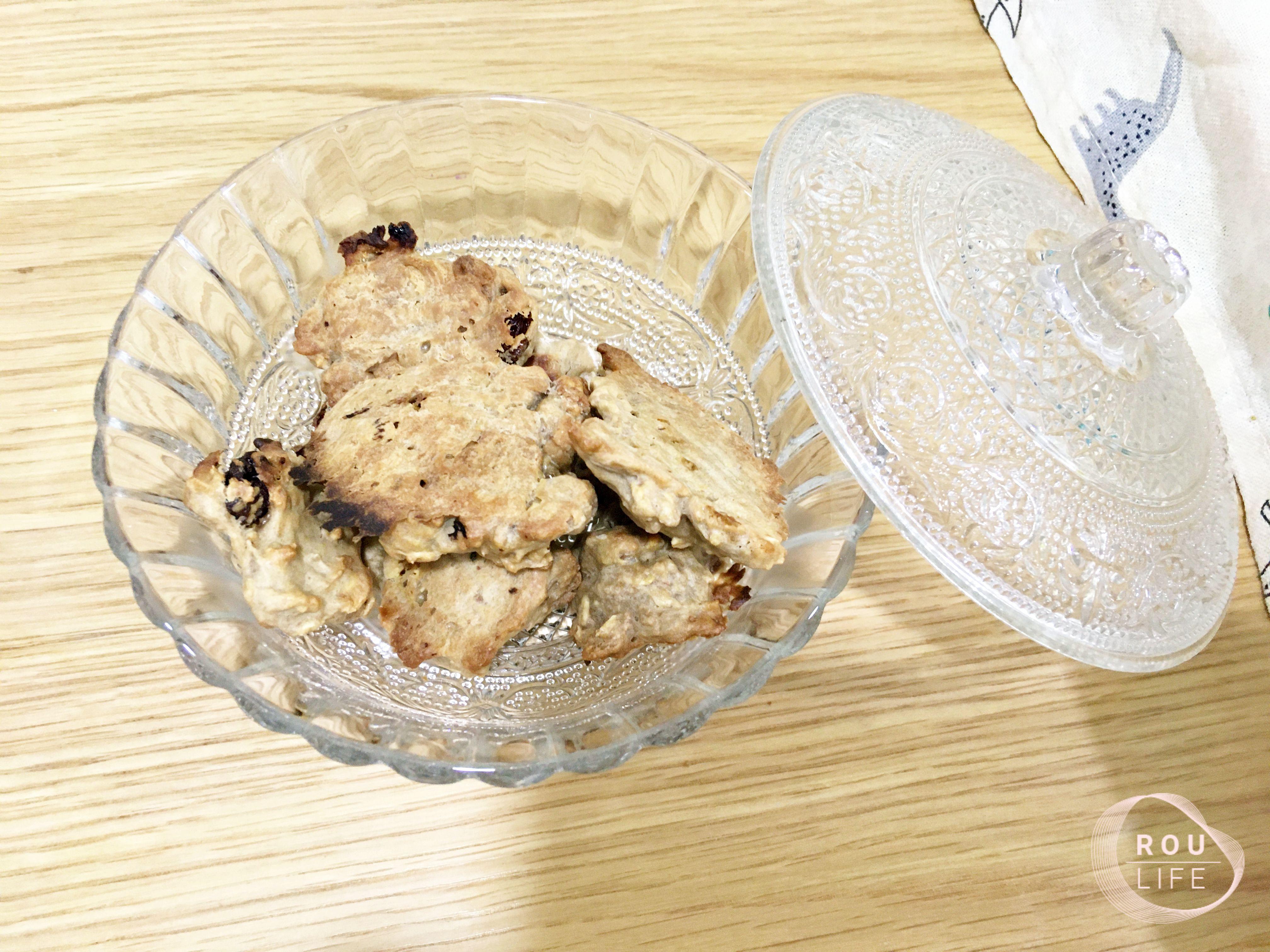 健康燕麥餅乾