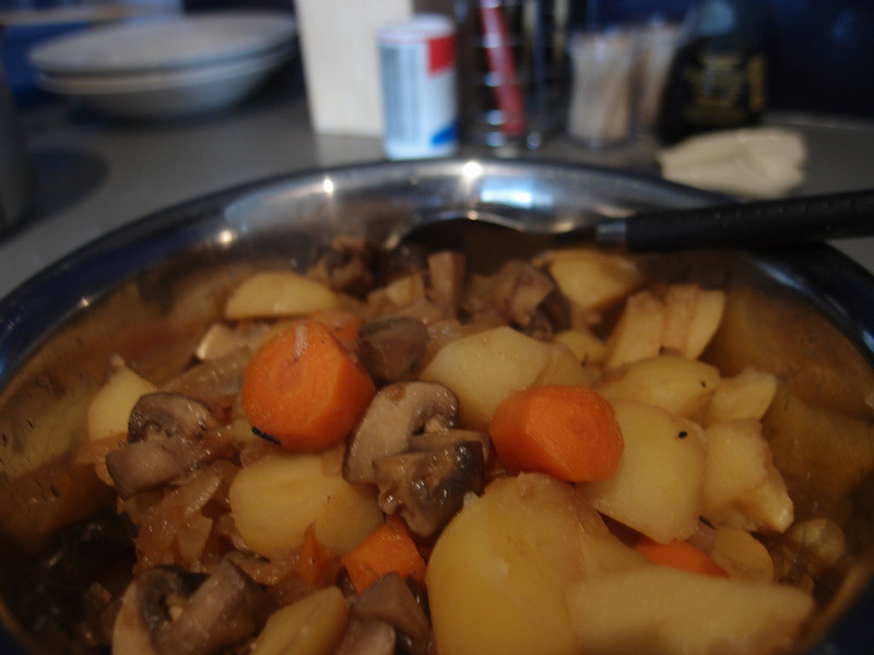 燉馬鈴薯牛肉
