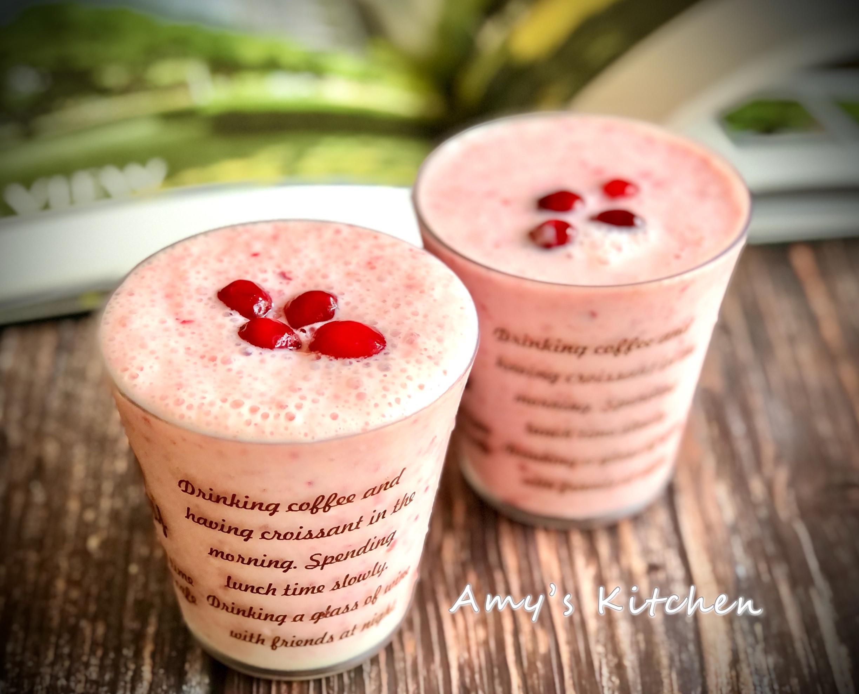 莓果優酪飲/健康飲品