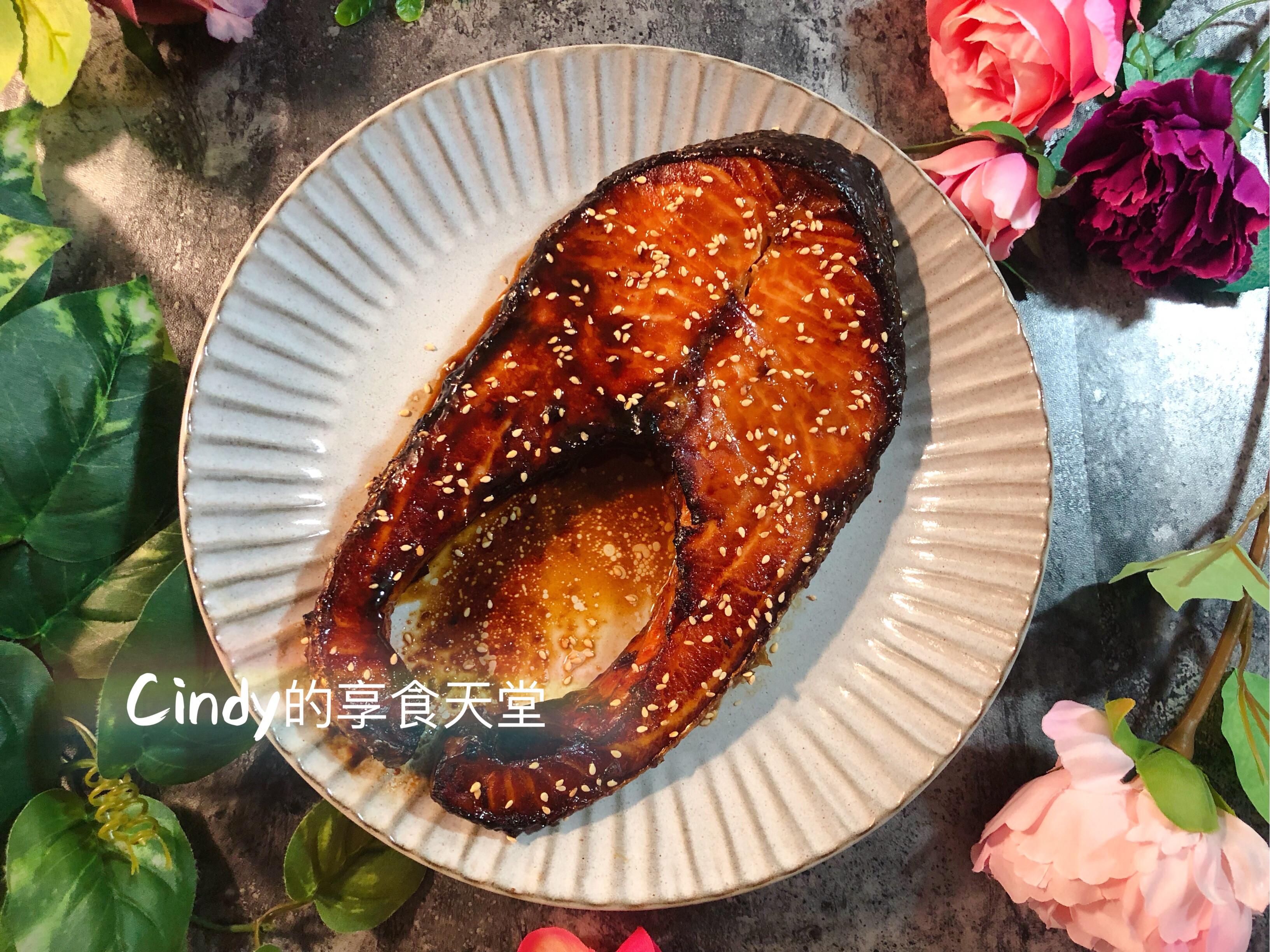 《🌸超下飯料理~》✨焦糖烤鮭魚🐟