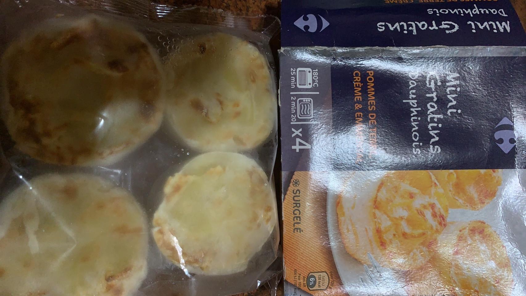 家樂福馬鈴薯泥改造~午餐~少油料理